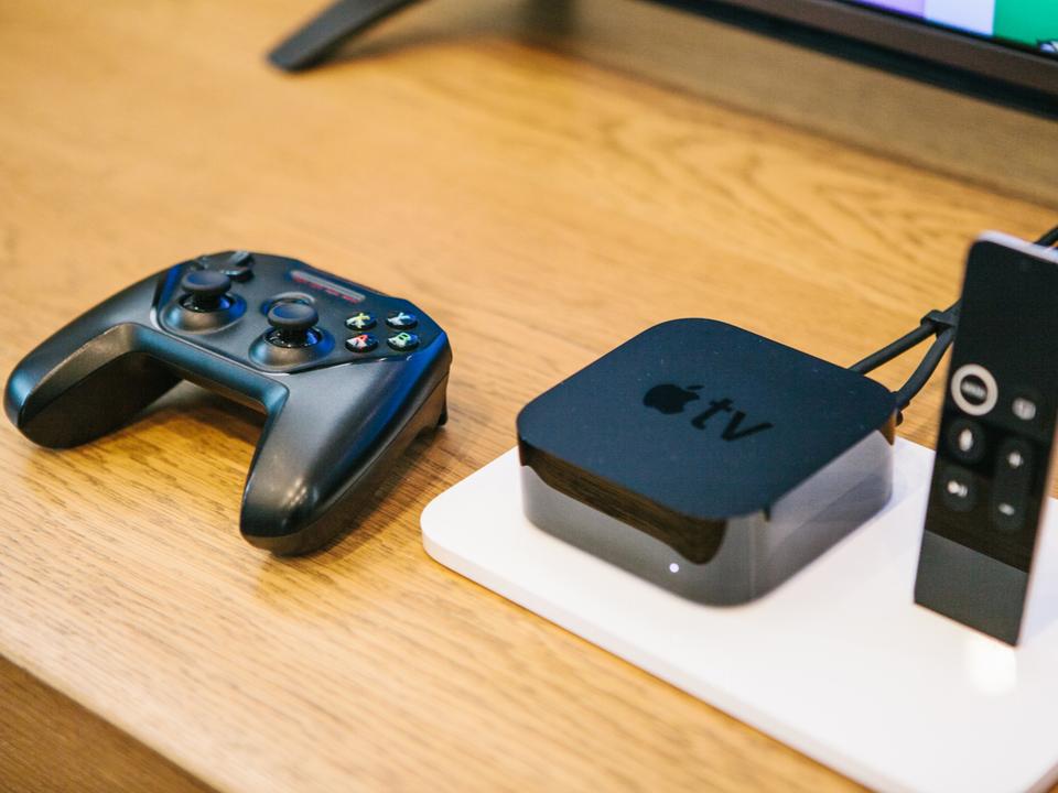 実質ゲーム機じゃん。次のApple TVは120Hz対応で動きがヌルヌルしそう