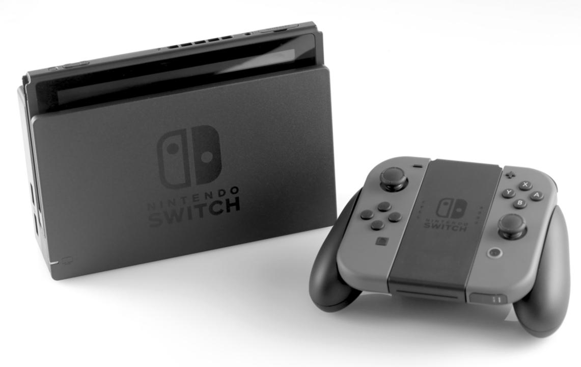 Nintendo Switch新ファームに4Kへの言及あり 新モデルの予兆か!?
