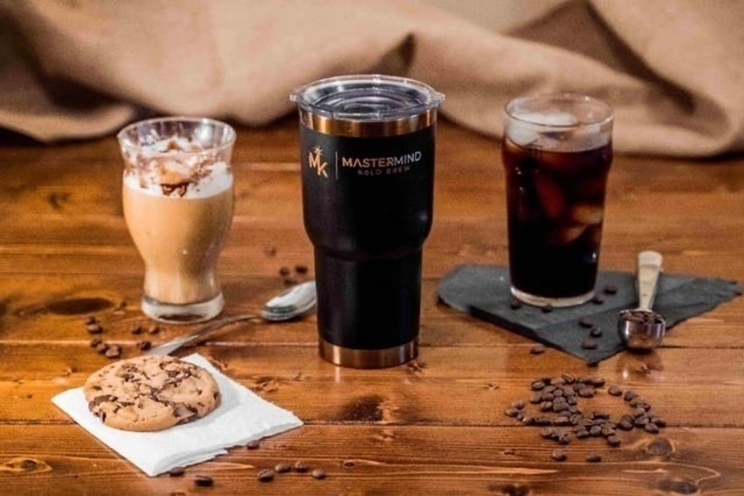 水出しコーヒーを作れるタンブラー「Mastermind」のキャンペーンが終了間近
