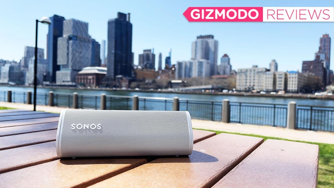 デザインもサウンドもヨシ!なスピーカー。買うかどうかは使い方しだい:Sonos Roamレビュー