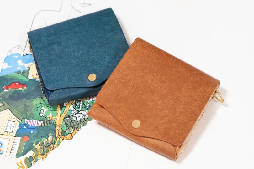 120人のアイデアが形に! 支援者との共創から生まれたエポックメイキングなミニ財布「Saku」