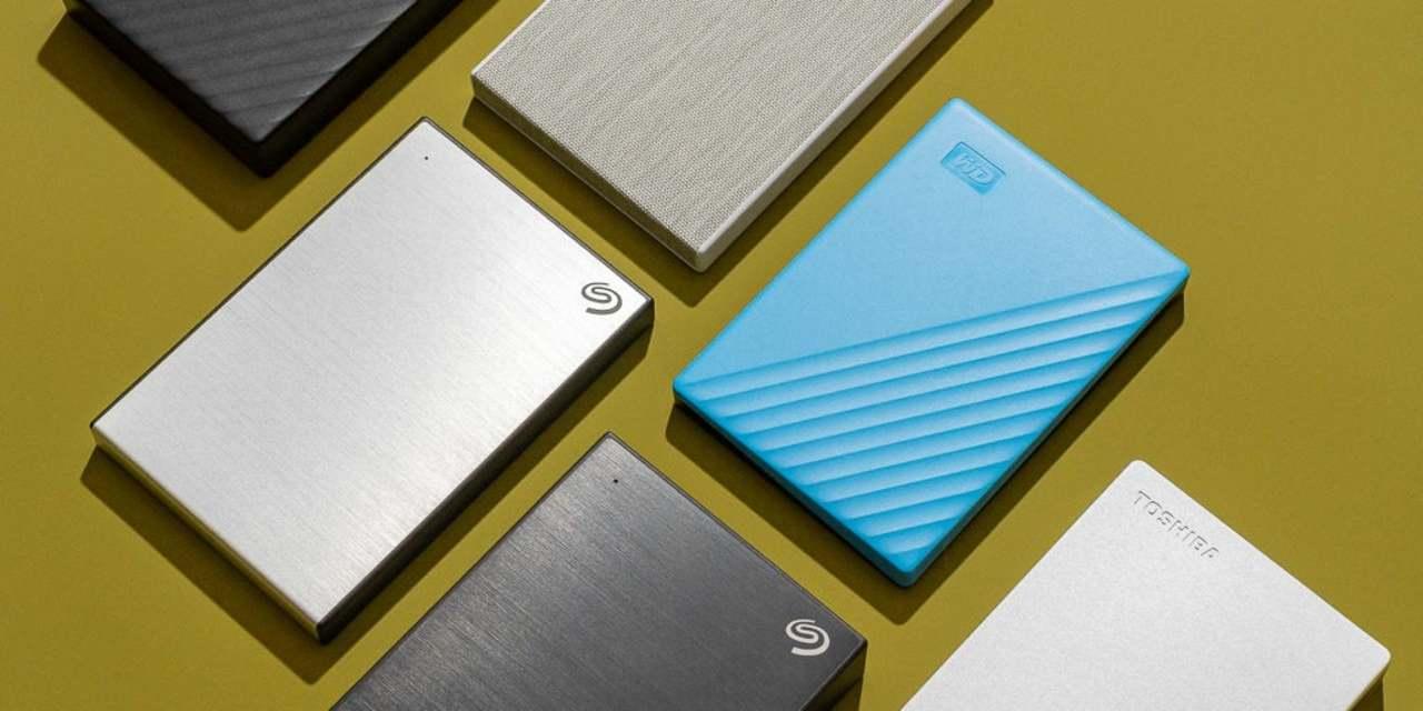 ポータブルハードディスク(HDD)おすすめNo.1が決定。スピード、持ち運びやすさで選ばれたのは?
