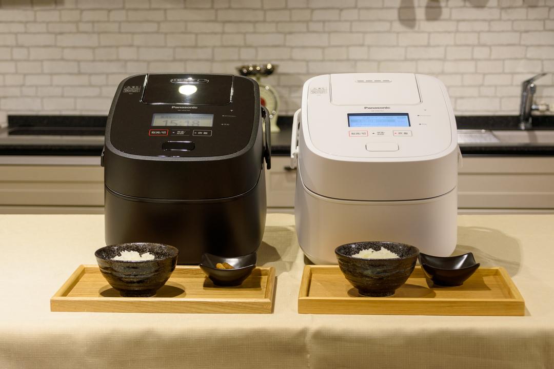 """パナソニックのハイテク炊飯器は、控え目に言って""""すごい"""""""