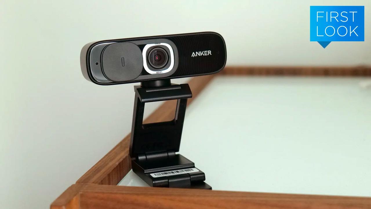 Ankerがホームオフィスガジェット「AnkerWork」シリーズ新展開。第1弾はウェブカメラ!