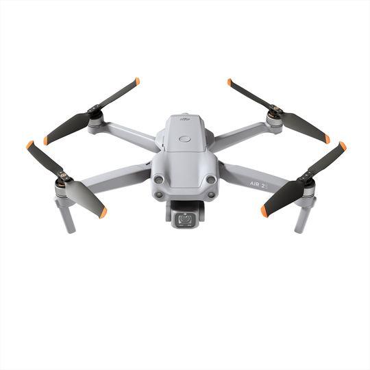 5.4K動画が撮れちゃう1インチセンサーで、空から自由に撮影を「DJI Air 2S」