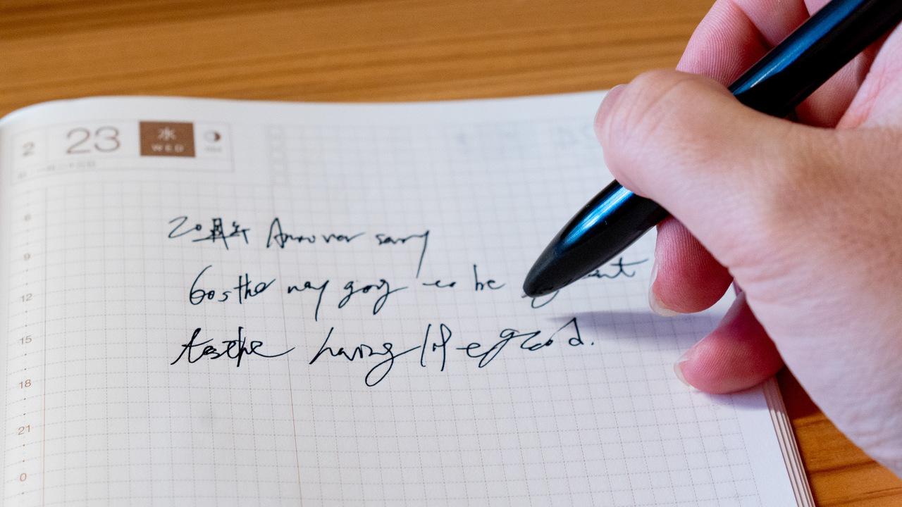 ミニマリストのためのアルミ製ペン「SENS PEN」を使ってみた