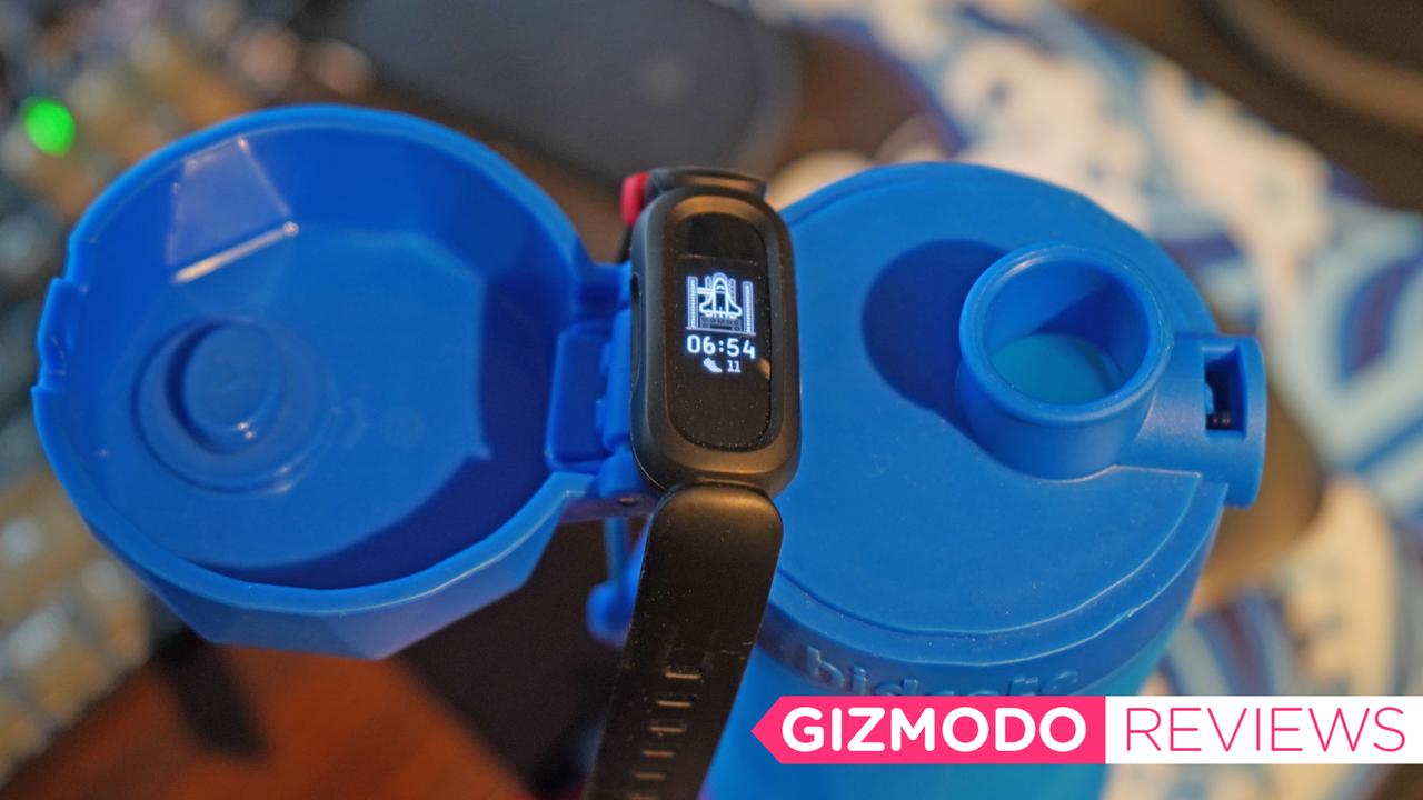 小学校低学年向け? Fitbitの子ども向けアクティビティトラッカー「Fitbit Ace 3」をレビュー