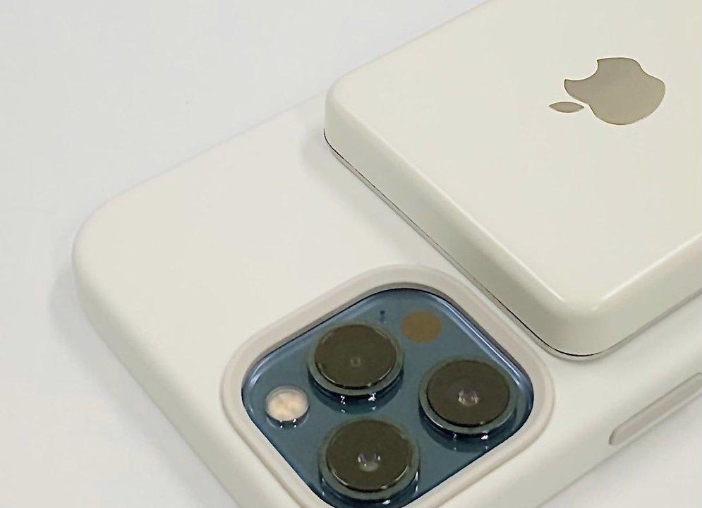ついに出る? アップル純正MagSafe対応モバイルバッテリー