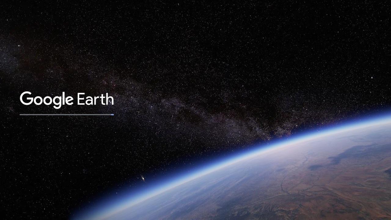 Google Earthに3Dタイムラプス機能登場。地球温暖化の影響が丸わかりで危機感しかない