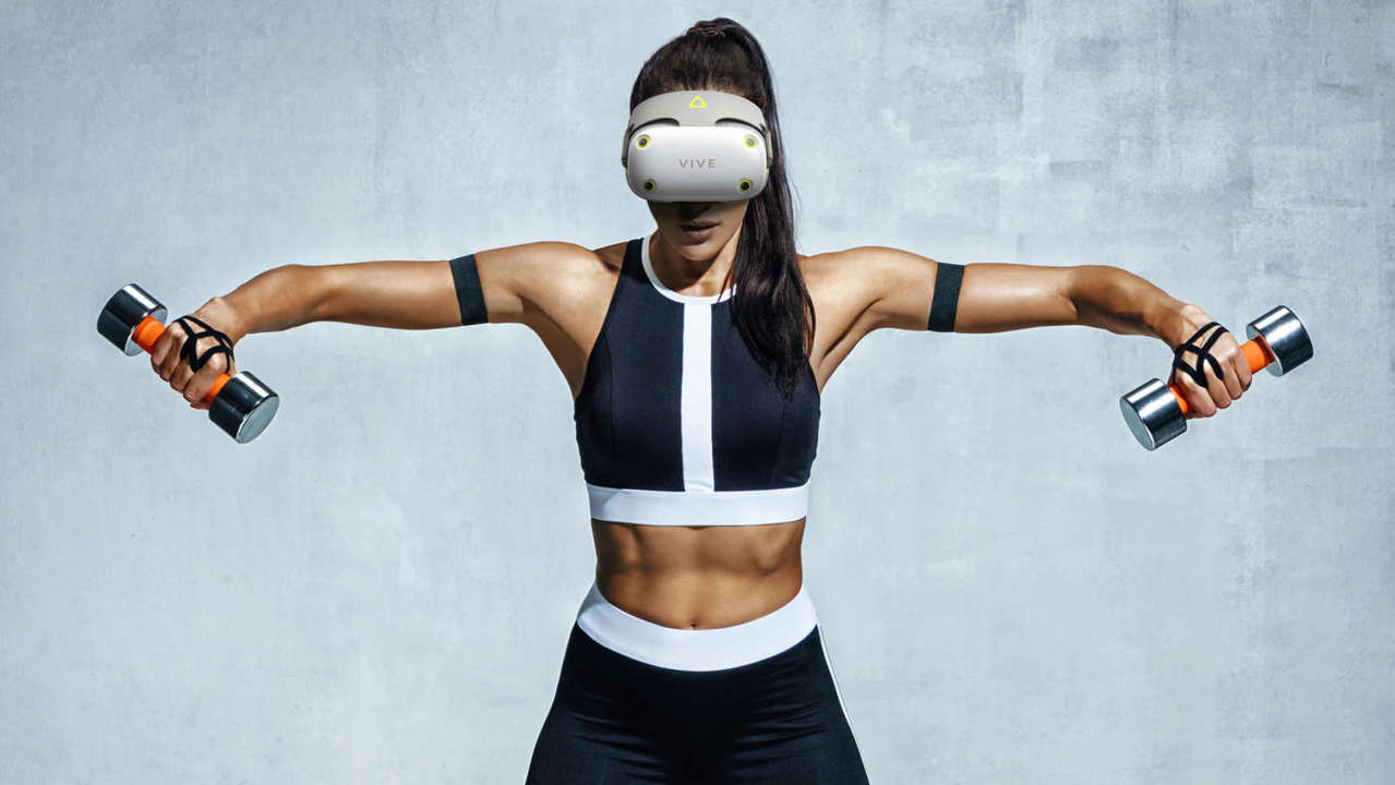 運動中の汗対策ばっちりなVRヘッドセット「HTC Vive Air」の情報リーク!