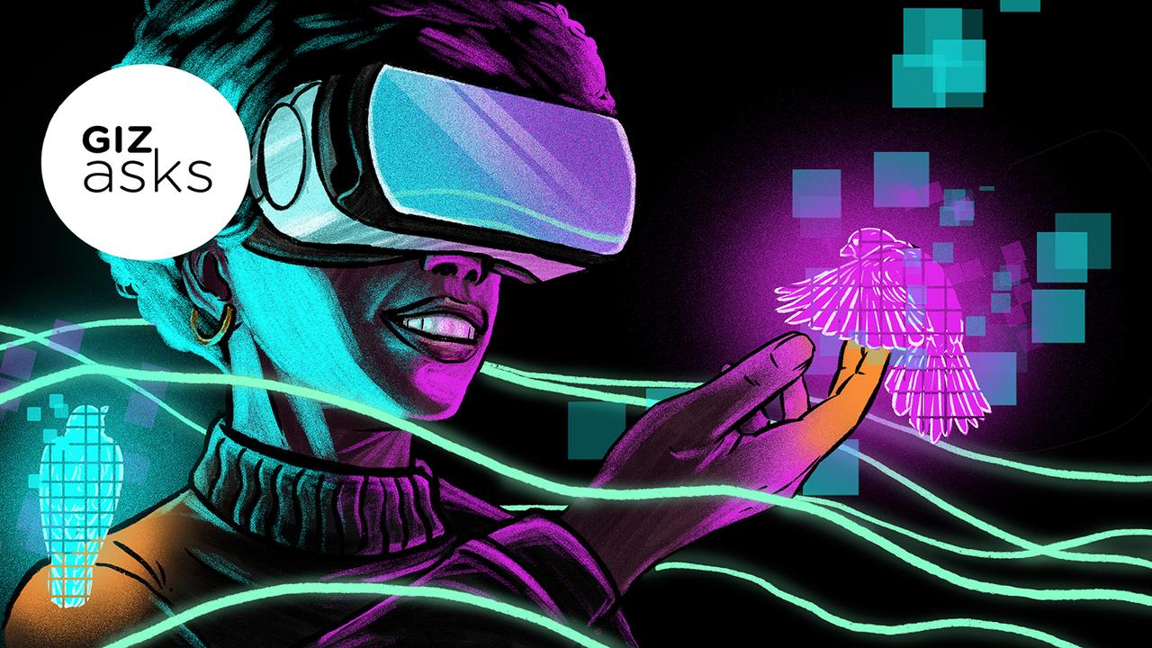 視覚以外の仮想体験ってどこまで進んでるんですか?