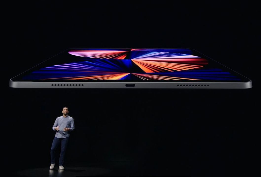 新型iPad ProのThunderboltがすごい #AppleEvent