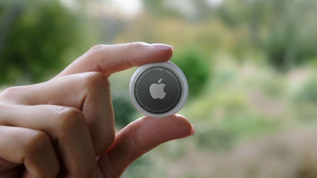 伝説は実在した。忘れ物防止タグ「AirTag」発表! #AppleEvent
