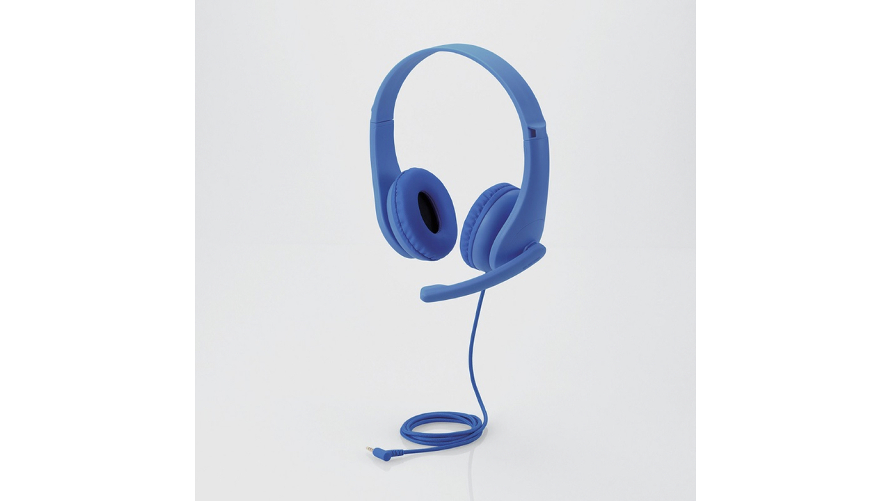オンライン授業を受ける子供のためのヘッドセット。GIGAスクールに向けて6色から選ぼう