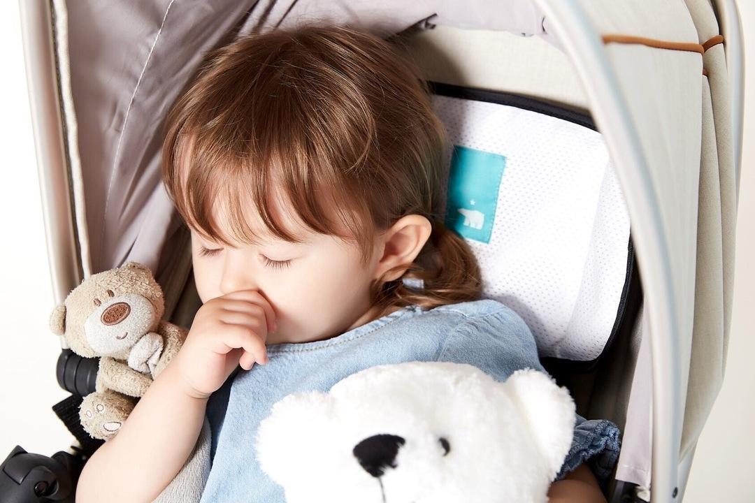 子どもの熱中症対策に。ファン付きひんやり快適シート「AIRLUV」キャンペーン開始