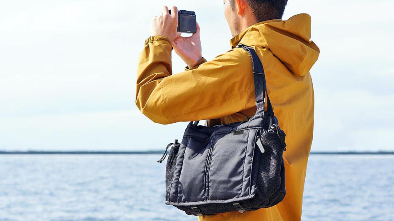 国産ブランド「HARVEST LABEL」発! オンオフ使える4wayバッグ「WINGMAN」の先行販売が終了間近