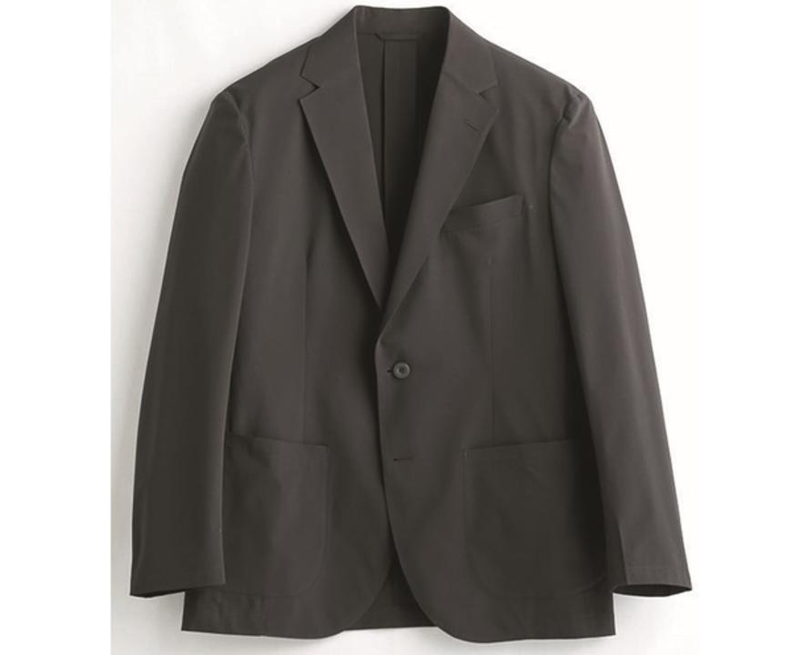 マイバッグに変身する青山の「エコバッグジャケット」、意外と噛み合ってる件