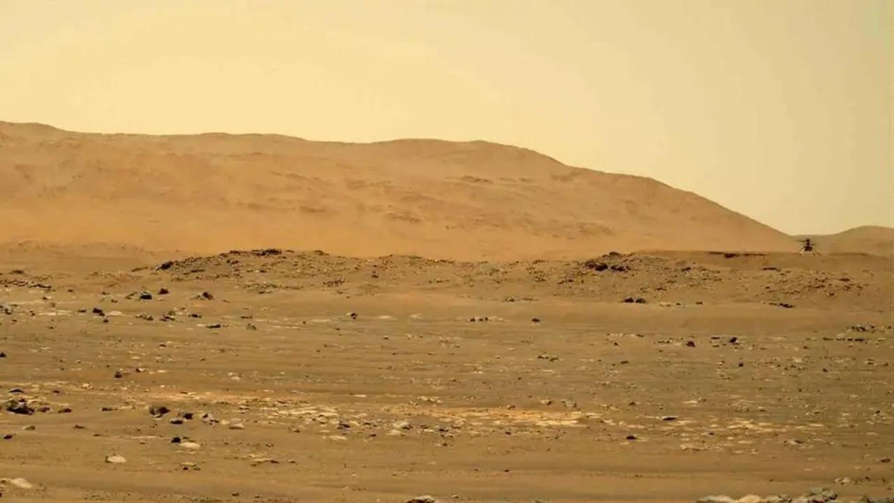 火星ヘリ「インジェニュイティ」、今度は偵察ミッションへ
