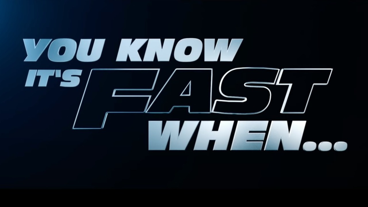 これは激ムズ。『ワイルド・スピード/ジェットブレイク』の新予告編がファンを挑発するクイズ形式だった