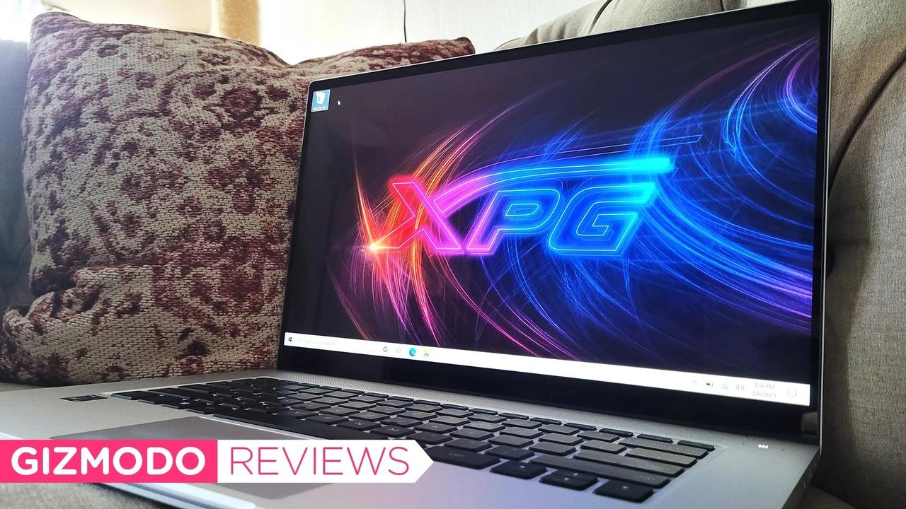 お仕事用PCとしてオススメしたい:ゲーミング(?)ノートPC「XPG Xenia Xe」