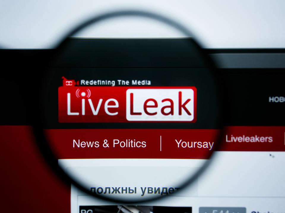 ネットアングラ文化の終焉。グロ画像サイトの「LiveLeak」が閉鎖