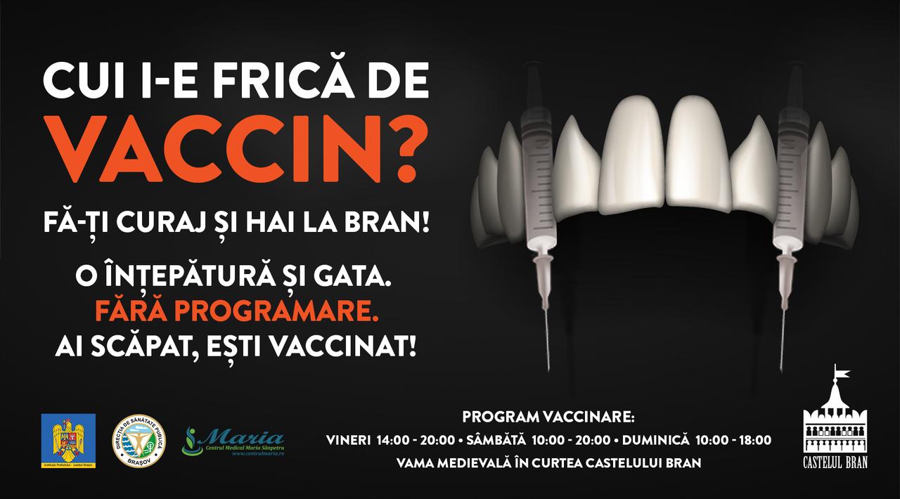 ルーマニアのドラキュラ城、新型コロナウイルスのワクチン接種会場になる