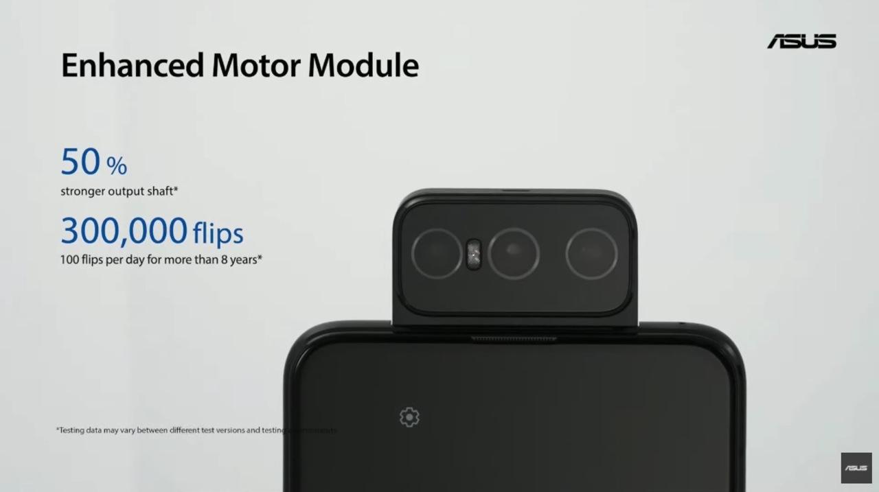 恒例のフリップカメラモデルも! ASUS Zenfone 8シリーズ発表