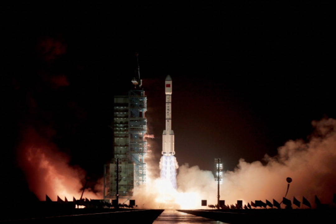 中国のロケットの残骸がインド洋に落下、NASAがお怒りのようす