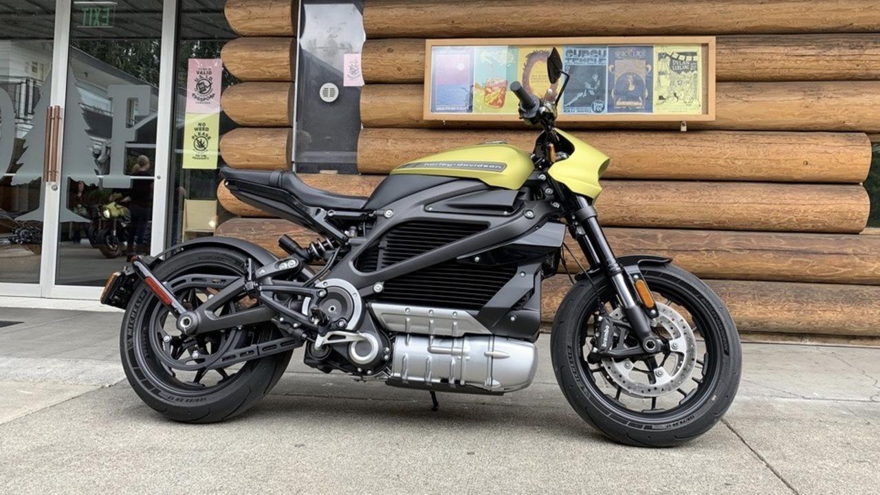 ハーレーの電動バイク「LiveWire」が独立ブランドになるよ