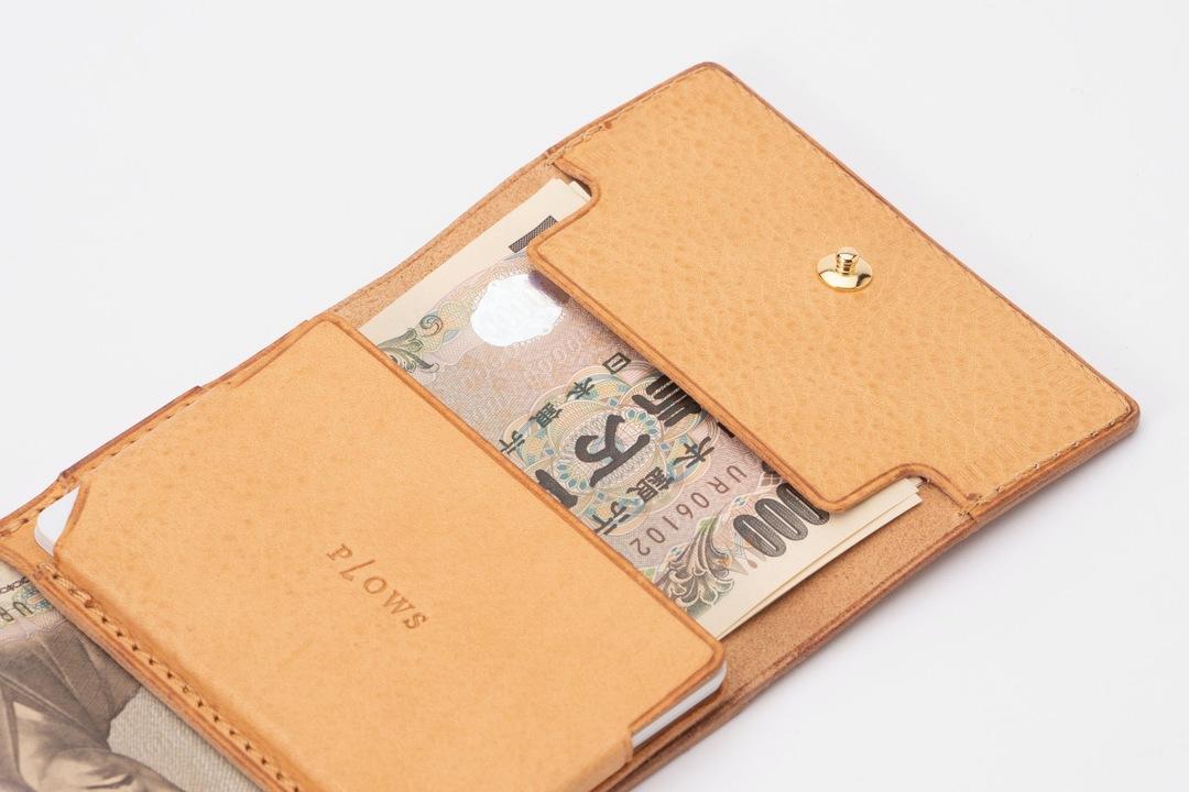 上質レザーの小さな三つ折り財布「rectum3」がキャンペーン終了間近