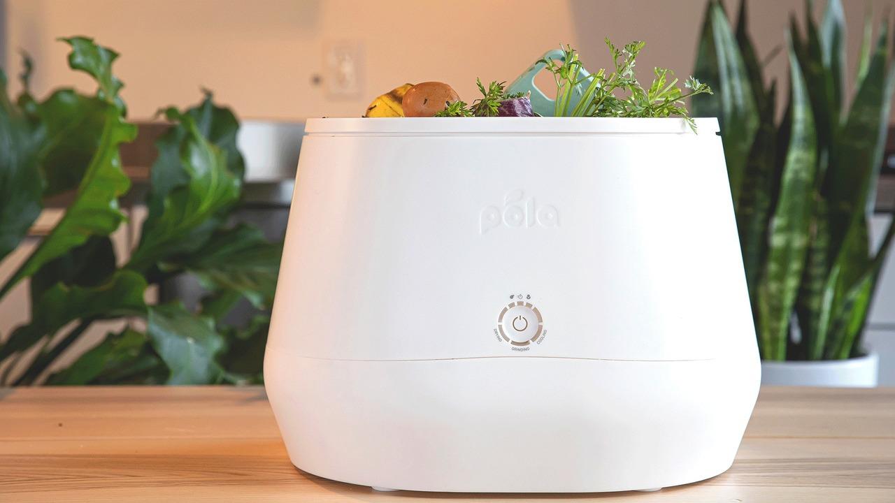 バイオプラスチックも分解。生ゴミを最短4時間で堆肥にするキッチン用品