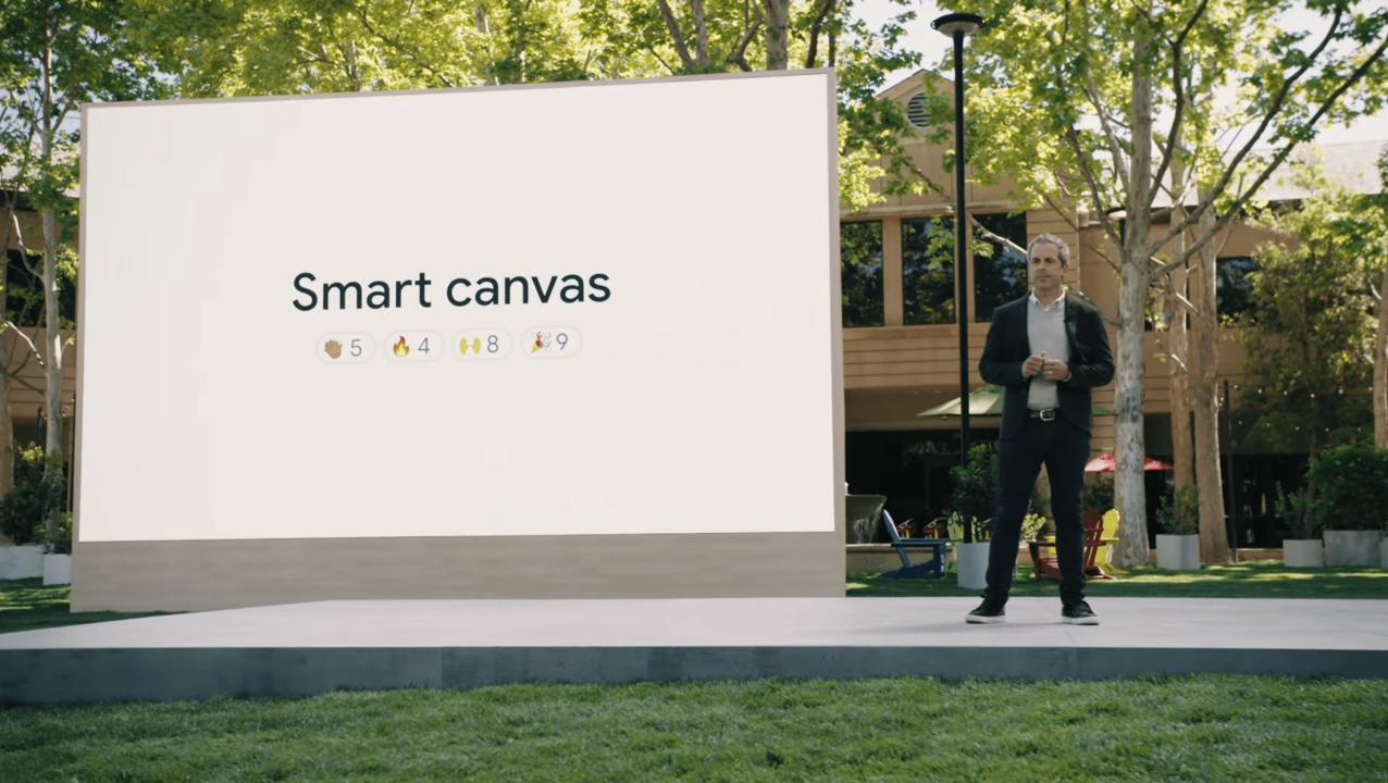 Google ドキュメントなどが進化。Smart Canvasで連携作業がよりシームレスに #GoogleIO