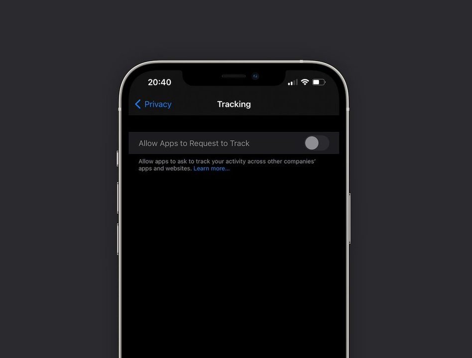 iOSの「アプリに広告目的のトラッキングを許可できないバグ」が直った模様