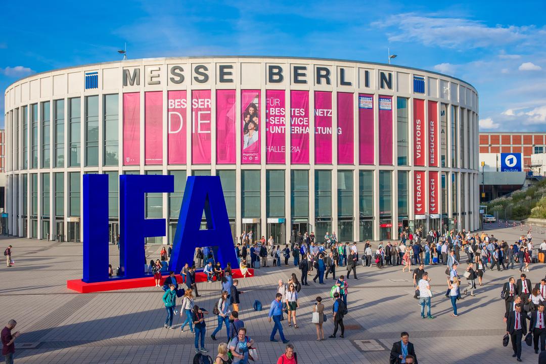 IFAベルリン現地での強気開催から一転、2021年は中止に