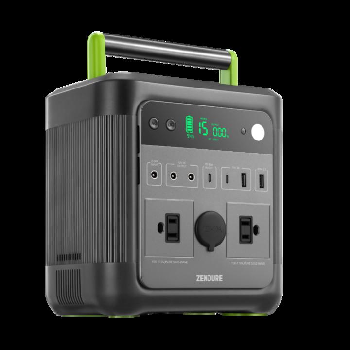 【修正あり】容量518Whのポータブル電源で5kg?! SuperBaseはポータブル電源のハードルをグッと下げてくれる