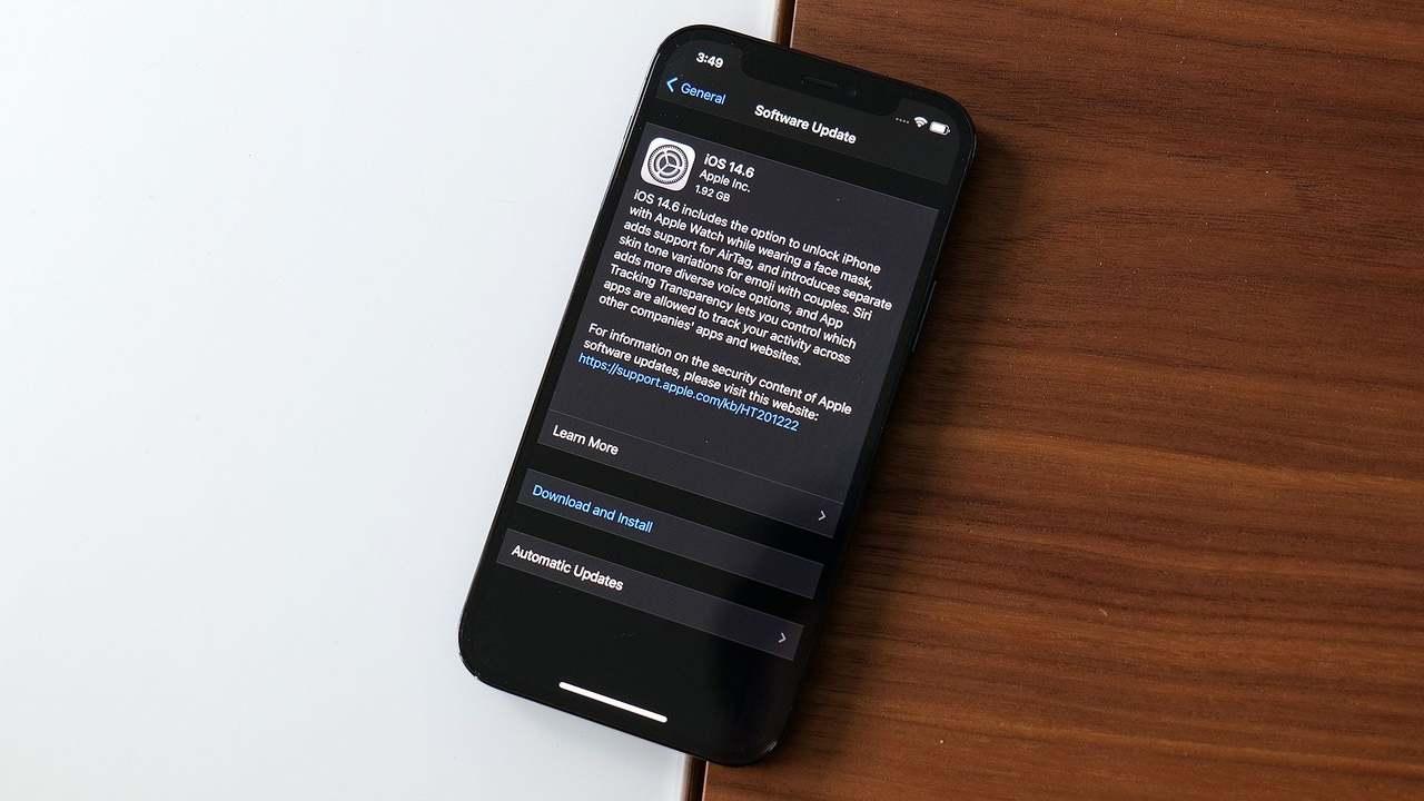 新機能もいいけど、セキュリティ対策だいじ!iPhoneユーザーはiOS 14.6にアプデしてね