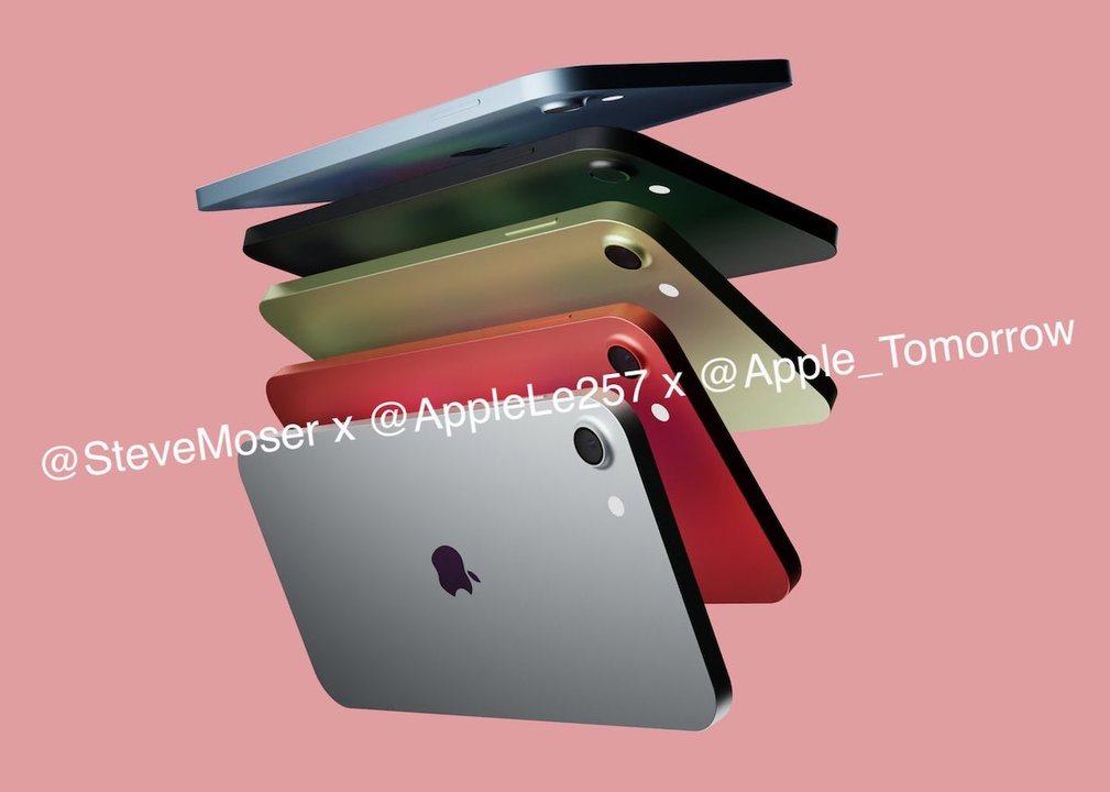 次期iPod touchはエッジの効いたデザインに?