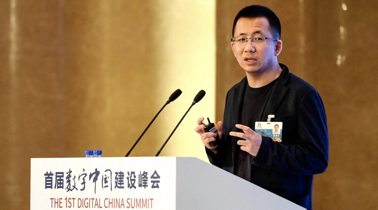 マネジメントをするより、白昼夢を見ていたい。中国の巨大テック企業ByteDanceのCEOが退任