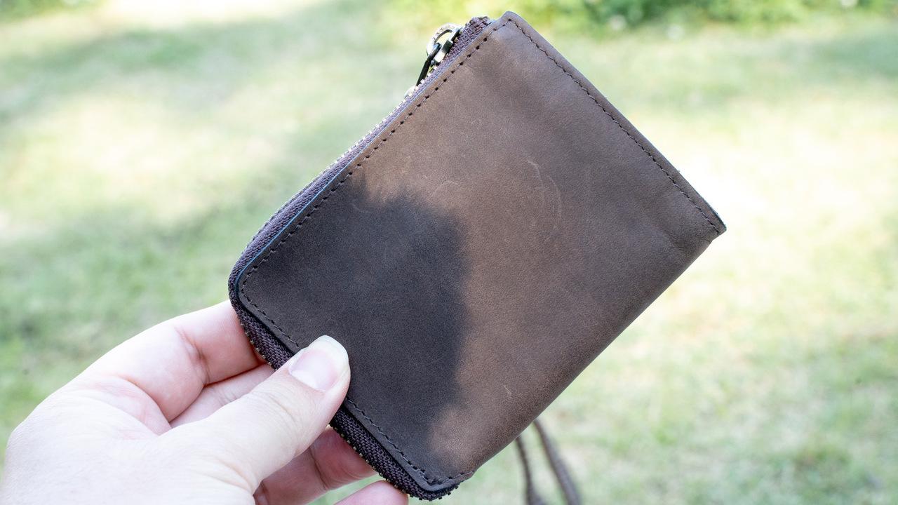 1億円超えの大人気革財布「TIDY one」は仕分け構造で使いやすい!