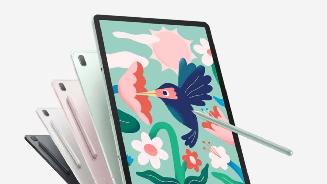 Galaxy Tab S7 FE/A7 Liteをサムスンがひっそり発表