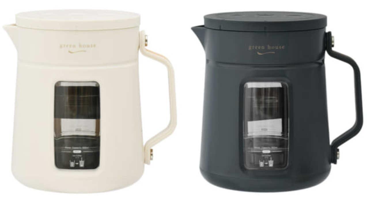 水出しコーヒーがたったの5分で作れる! 夏に嬉しいコールドブリュー・コーヒーメーカー