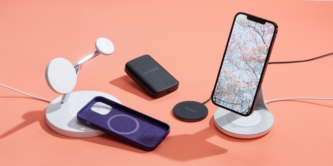 MagSafe対応・互換アクセサリーおすすめ5選。iPhone 12に使える充電器やケースをご紹介