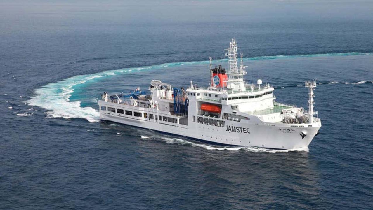 日本の海で海底掘削の世界記録が出ました!