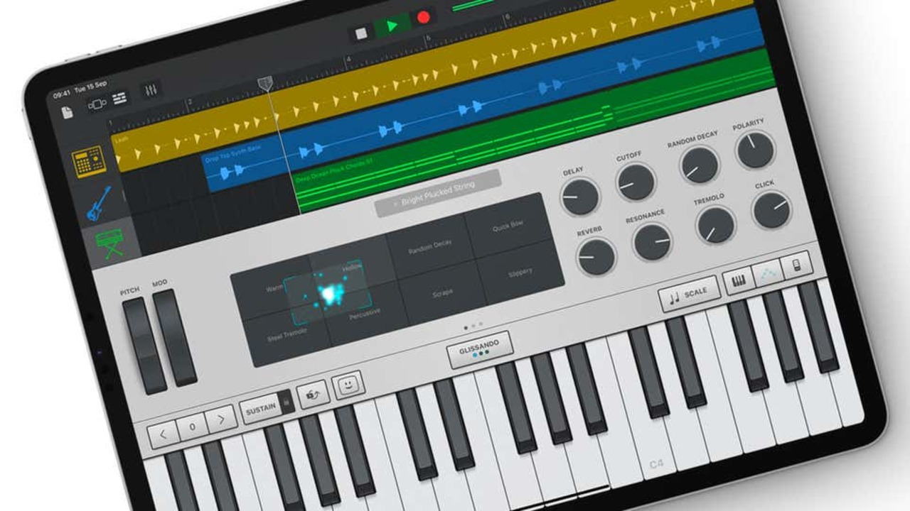 M1チップ搭載の最新「iPad Pro」で音楽制作、必要な機材や編集ソフトは?