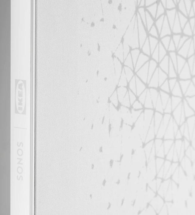 壁にマウントできる薄スピーカー。 IKEA x SonosのSymfoniskがフライング掲載