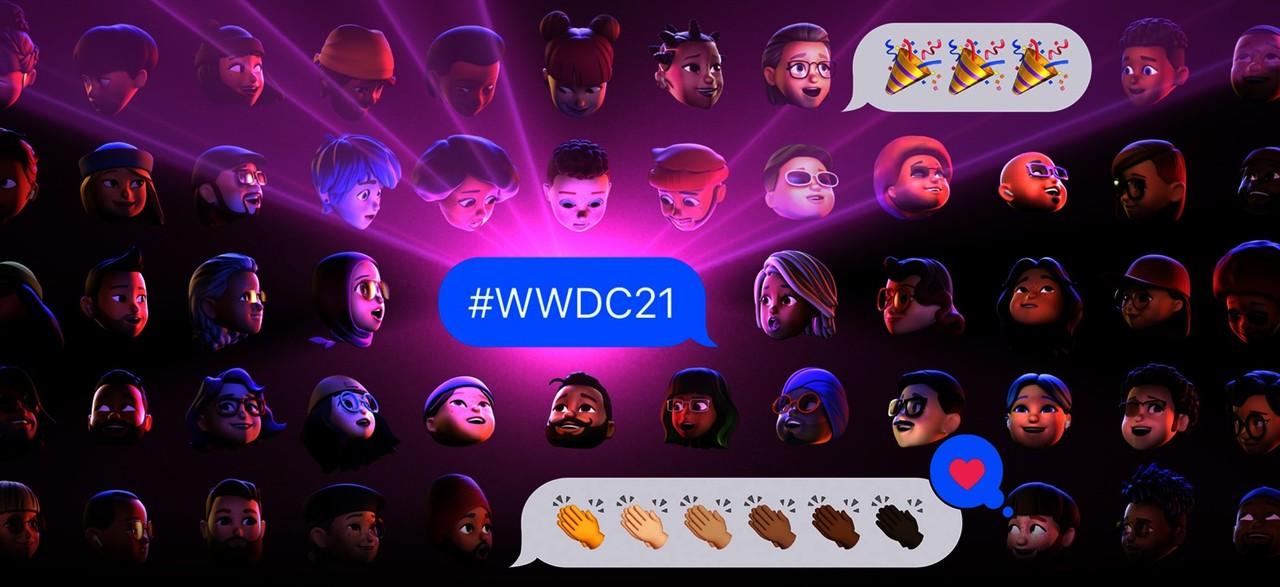 【WWDCライブ更新終了】MacとiPadをまとめて操作、iPhoneが身分証にもカギにもなってAirPodsもパワーアップ #WWDC21