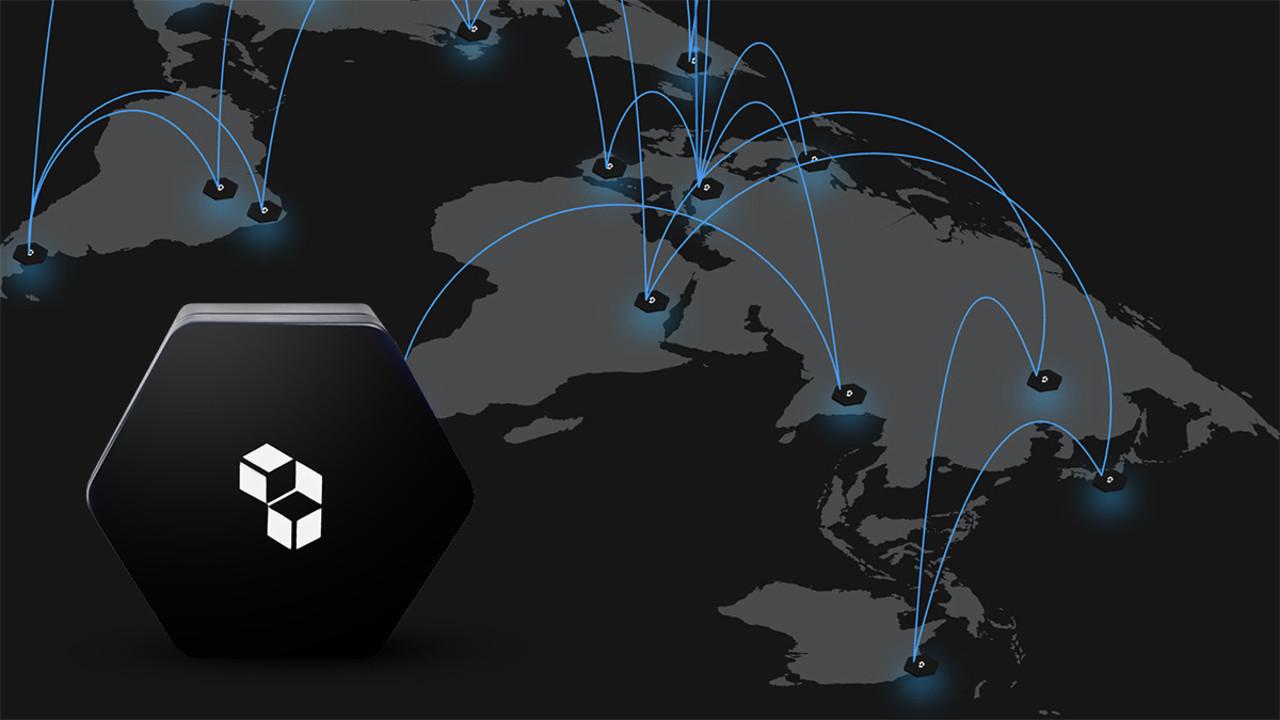 ブロックチェーンみたい? 暗号化した分散データを世界中のサーバーに保存するクラウド・ストレージ型HDD
