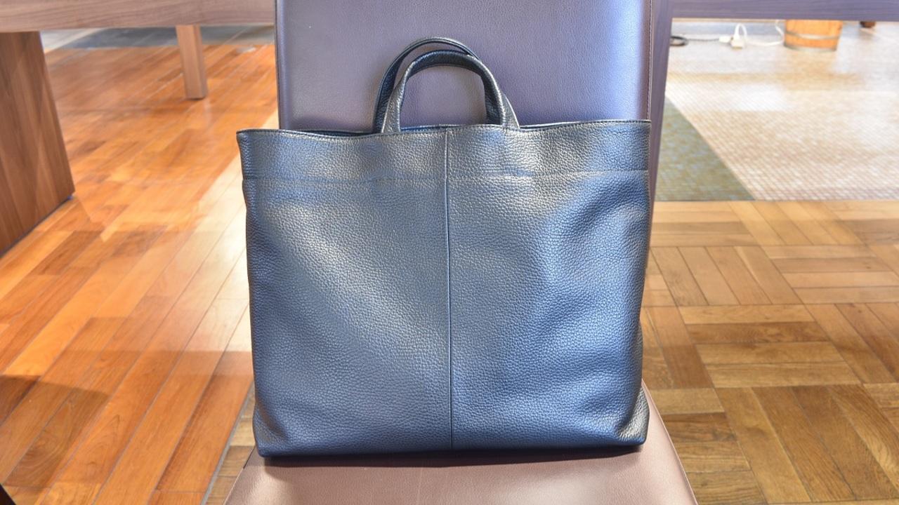 ライフスタイルにニュートラルなバッグを。ラフで上品な「KIITSU BAG」の魅力とは?