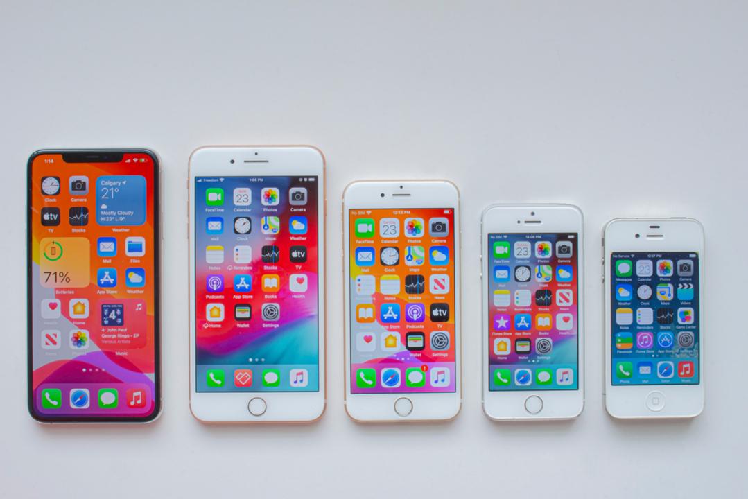 【iPhone成長記】2007年〜2020年を総まとめしたので、3分で一気見してください。 #WWDC21