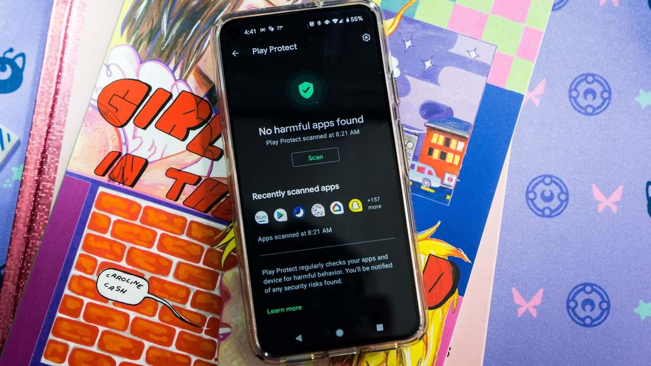 グーグル、Android 12でアプリによるトラッキングを拒否可能に